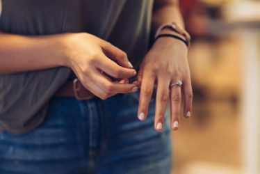 Wearing Your Engagement Ring and Wedding Ring: The Ultimate Guide