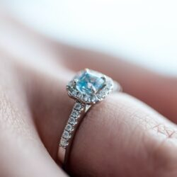 Five Blue Topaz Engagement Rings We Love
