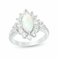 10 Marquise Engagement Rings We Love